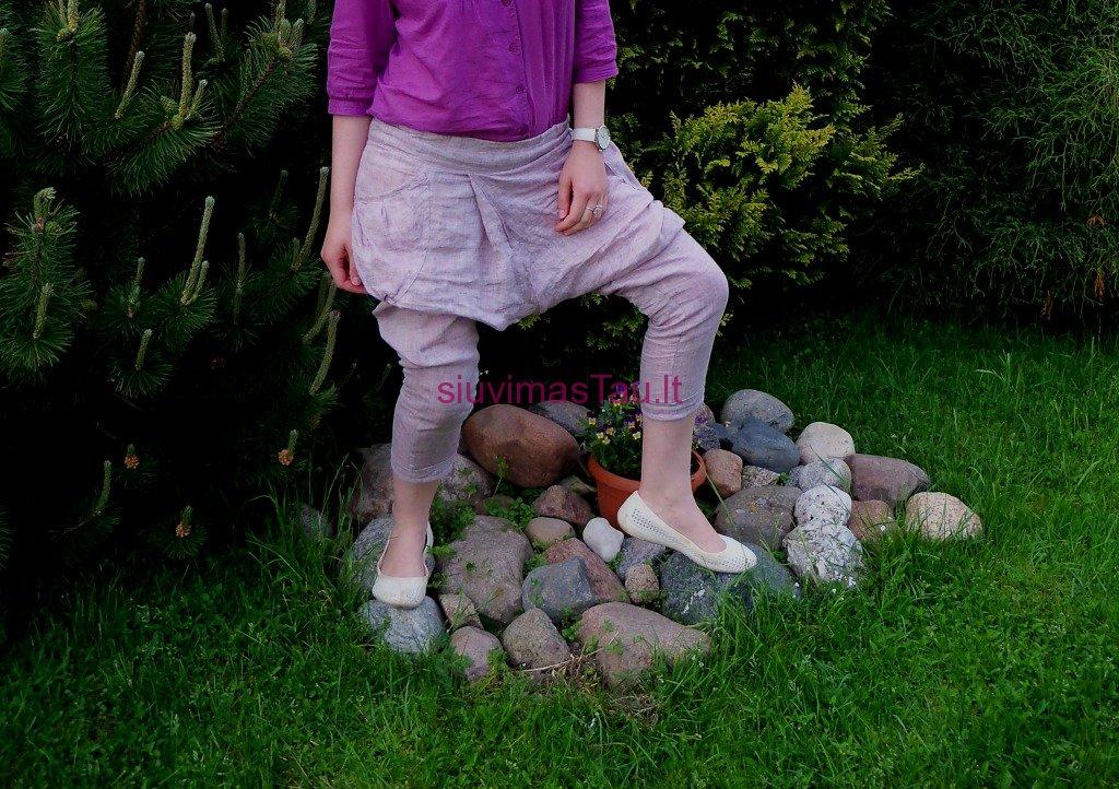 Harem stiliaus moteriskos kelnes (4)