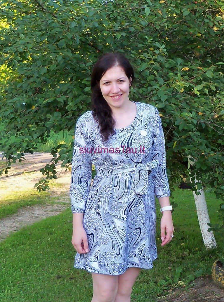 moteriska suknele